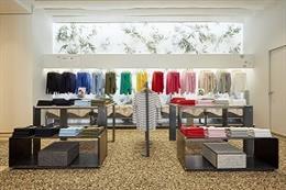 Nuevo concepto de tienda de Benetton