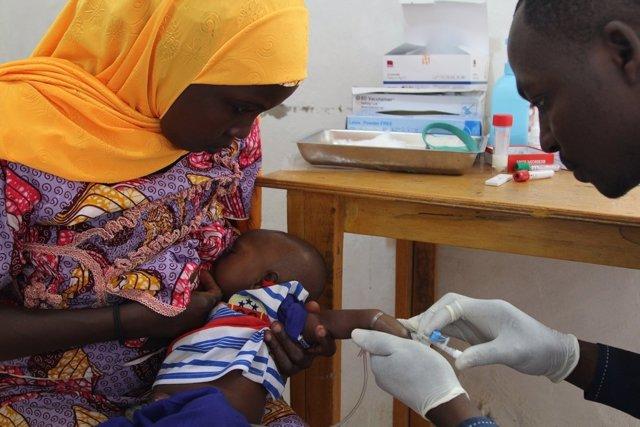 Archivo - Vacuna contra el rotavirus