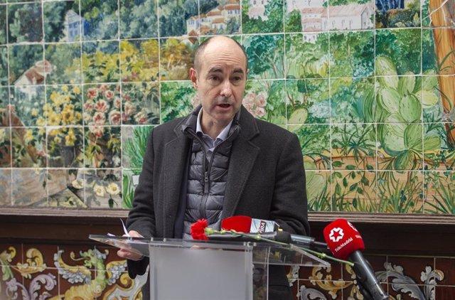 El presidente de la Asociación Nacional de Tablaos Flamencos de España, Juan Manuel Rey