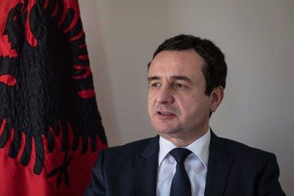 Kosovo.- Las autoridades oficializan el triunfo en las parlamentarias de la izquierda de Kosovo tres semanas después