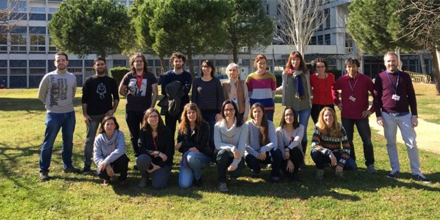 Grupo de investigadores del Idibell