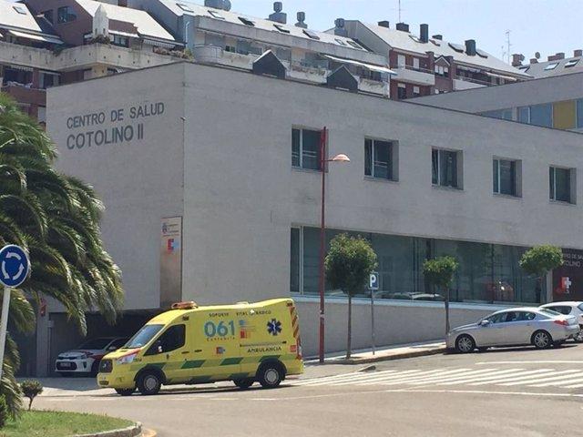 Archivo - Centro de salud Cotolino II