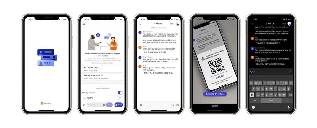 Microsoft crea la app Group Transcribe para traducir y transcribir voz desde varios dispositivos