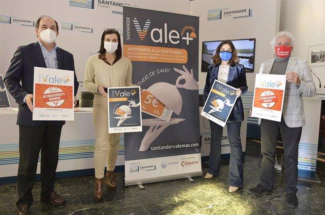 Presentación de la campaña 'Vale +. Hostelería'