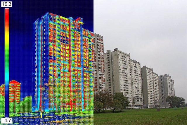 Los Arquitectos Técnicos presentan una calculadora energética para conocer el ahorro que supone tener una vivienda más eficiente