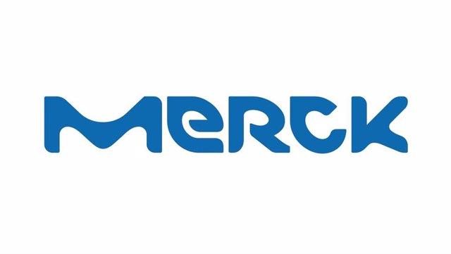 Logo de Merck.