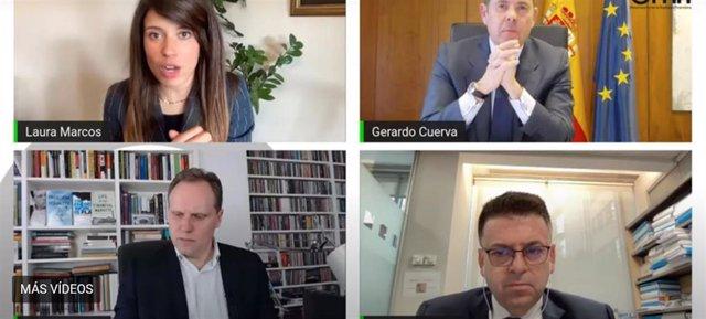 Las ayudas directas a empresas son necesarias de inmediato, según expertos reunidos en una mesa redonda organizada por el Orfin