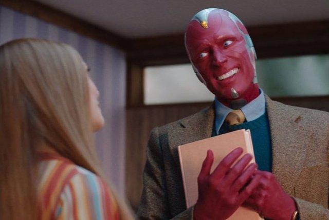 Archivo - Paul Bettany confirma quién era el gran cameo del final de WandaVision