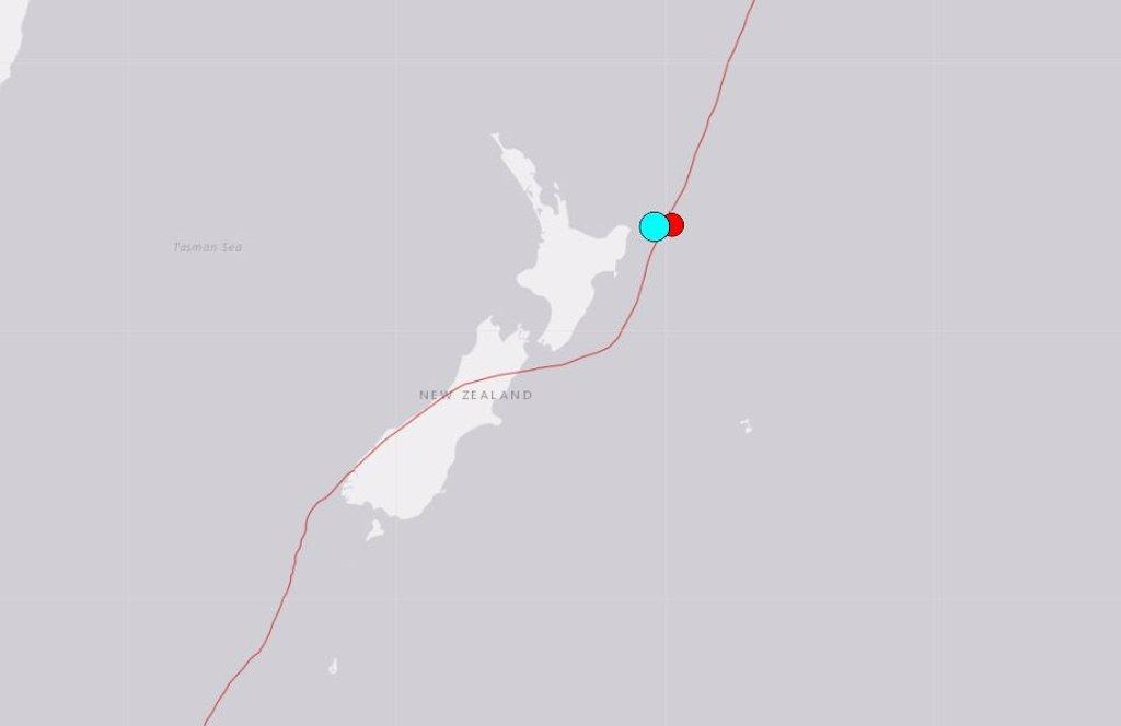 Nueva Zelanda emite una nueva alerta de tsunami tras dos nuevos terremotos