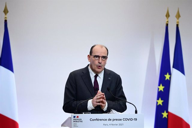 El primer ministro de Francia, Jean Castex.