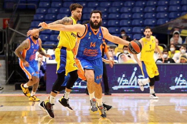 Maccabi Playtika Tel Aviv - Valencia Basket