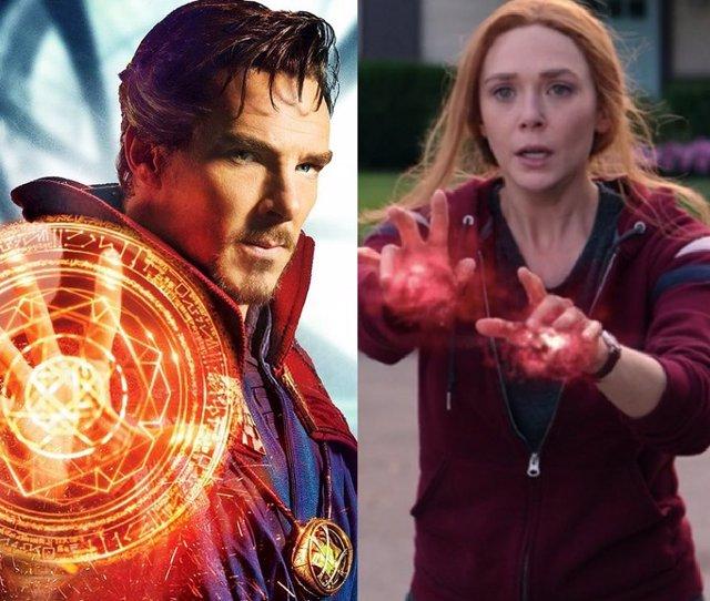 ¿Doctor Strange En El Final De Wandavisión?