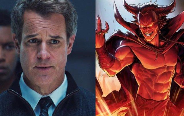 Wandavision: Es el director Hayward Mephisto, el diablo de Marvel
