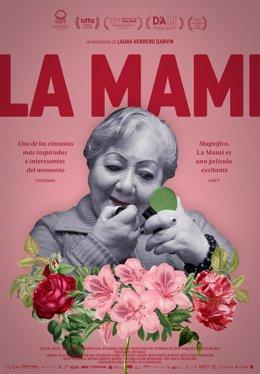 Archivo - Cartel de 'La Mami'.