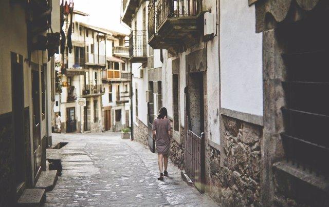Recurso calles de pueblo