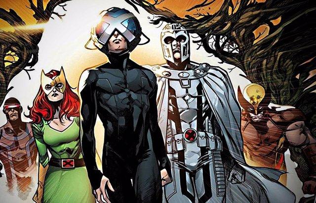 Archivo - Cómic de los X-Men
