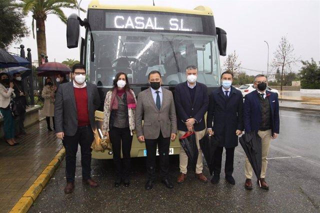 Nuevo autobús para Mairena del Alcor y El Viso