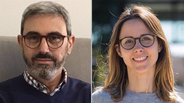 Vicent Gozálvez y María Iranzo