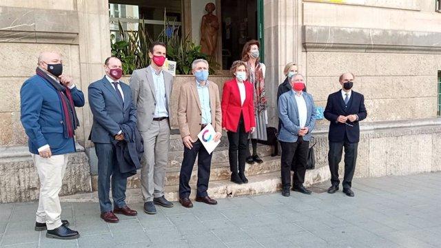 Organizaciones y entidades piden a Pedro Sánchez un 'Plan de Salvación Económica' para Baleares.