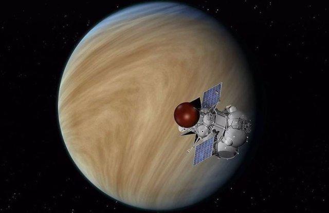 Concepto de la misión Venera-D