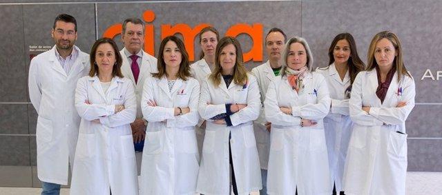Investigadores del CIMA-Universidad de Navarra y el CIBERCV