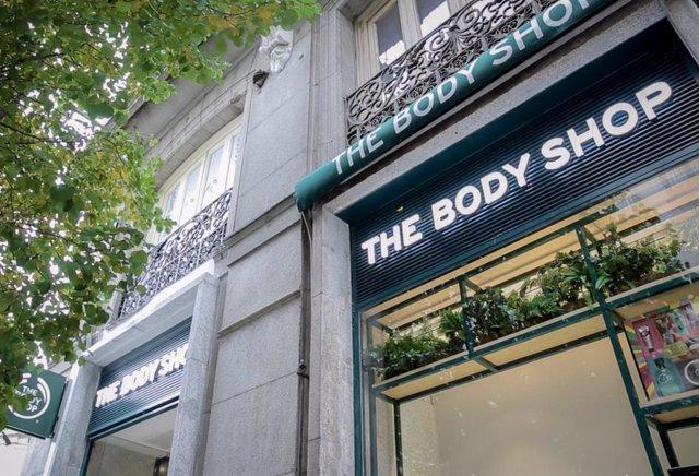 Archivo - The Body Shop en Madrid