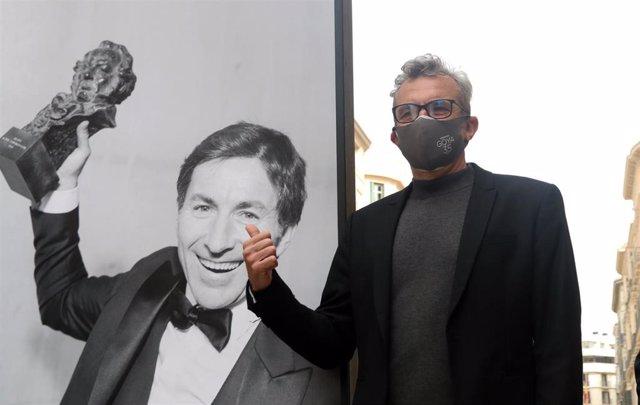 El presidente de la Academia de Cine, Mariano Barroso