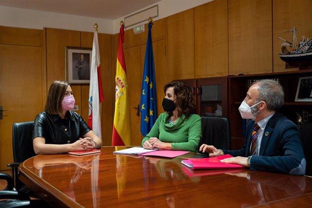 Las Consejeras De Economía Y Hacienda, María Sánchez, Y De Empleo, Ana Belén Álvarez, Participan En La Jornada De Lanzamiento Del Proyecto Europeo SELF