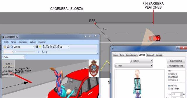 Software de investigación de accidentes