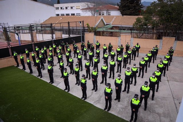 Comienzas el curso de ingreso al Cuerpo de Policía Local