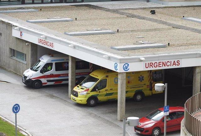 Archivo - Coronavirus.- Cantabria rebaja casos, incidencia y ocupación hospitalaria