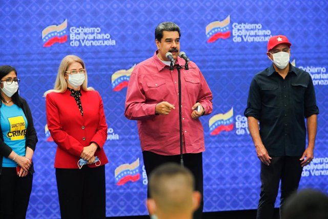 Archivo - El presidente de Venezuela, Nicolás Maduro.