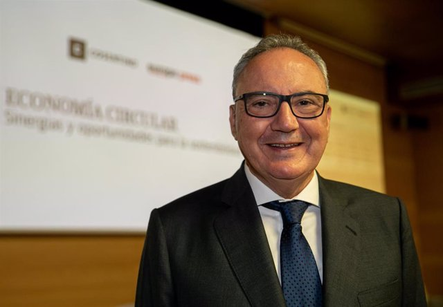 Archivo - El presidente de Grupo Cosentino, Francisco Martínez-Cosentino.