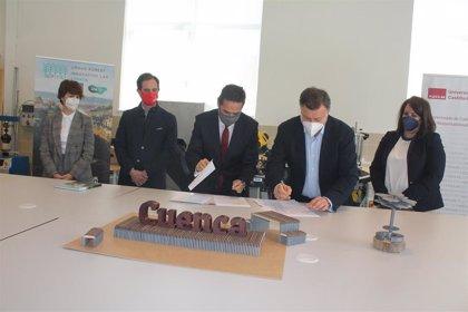 Vía Ágora se incorpora a UFIL de la UCLM retando a sus alumnos sobre las posibilidades de la madera en la construcción