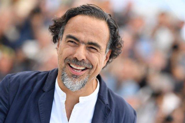 Archivo - Alejandro González Iñárritu en el festival de Cannes 2019