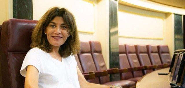 La diputada nacional del PSOE, Carmen Baños