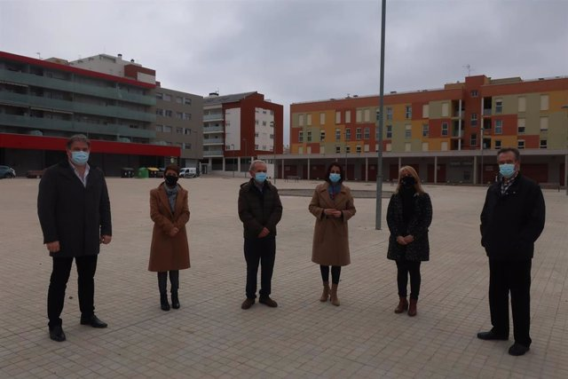 El Ayuntamiento de Teruel saca a contratación las obras de urbanización del Polígono Sur.