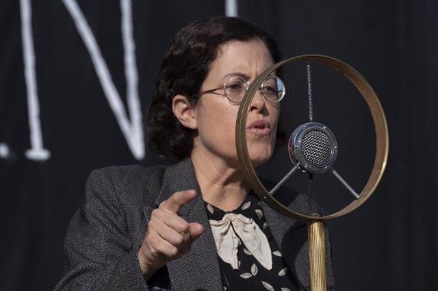 Archivo - Imagen del largometraje 'Frederica Montseny, la dona que parla'.