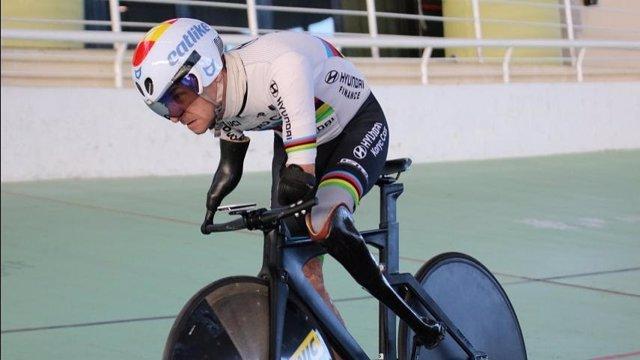 Campeonato de España de Ciclismo Adaptado en Pista