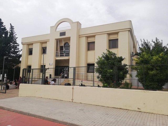 Archivo - Juzgados de Ayamonte (Huelva).