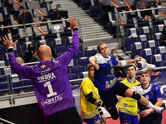 Bidasoa Irún-Benidorm, uno de los cuartos de final de la Copa del Rey de Balonmano 2021