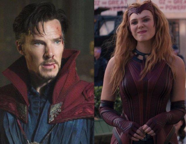 """Fans de Marvel, indignados con WandaVision y Doctor Strange: """"Estaría ocupado protegiendo la realidad"""""""