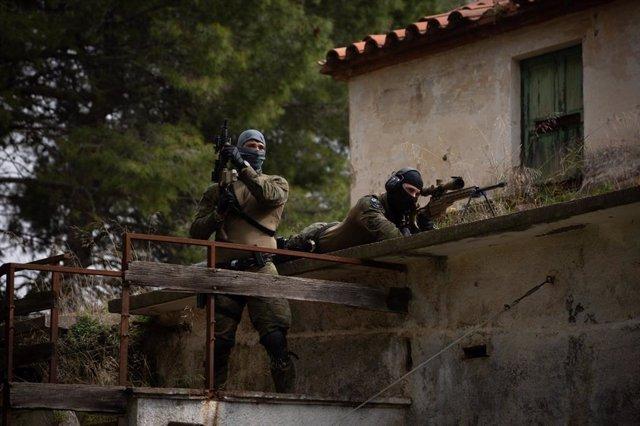 El Grup d'Intervenció dels Mossos d'Esquadra, que incorporarà un nou dron amb forma de libèl·lula
