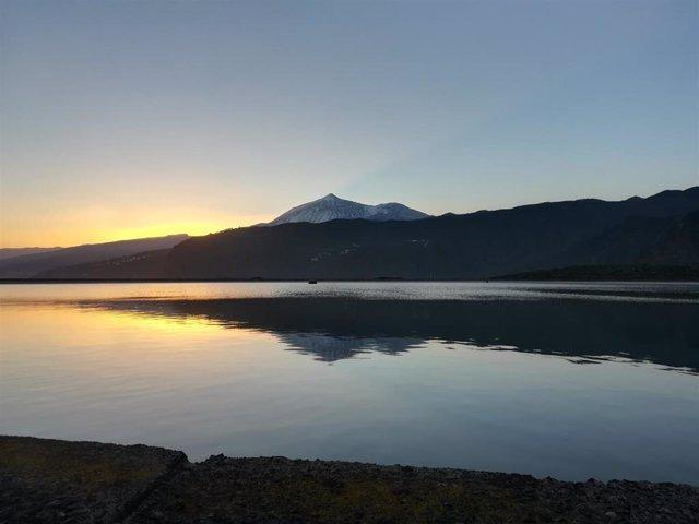 Archivo - Balsa de Montaña de Taco, en Buenavista del Norte