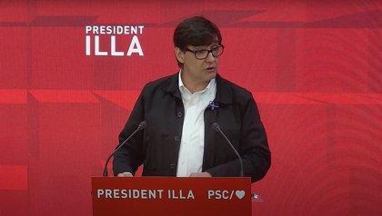 """Illa (PSC) vol """"sortir del atzucac"""" que considera que han provocat les forces independentistes"""