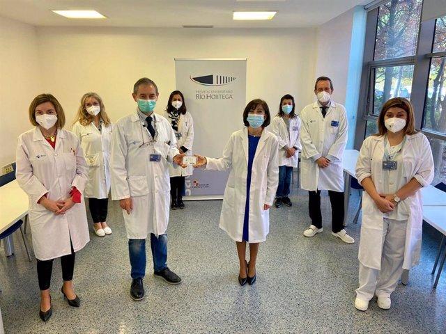 Unidad de Asma del Hospital Universitario Río Hortega de Valladolid.