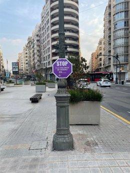 Campaña de la Policía Local de València