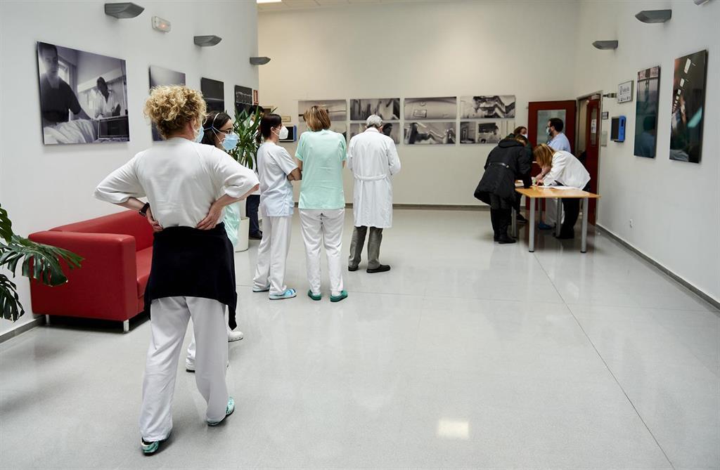 Cantabria ha puesto 69.545 vacunas al 8,1% de la población
