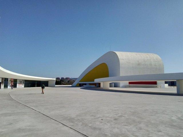 Archivo - Centro Niemeyer