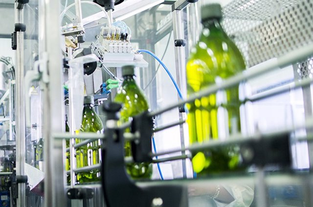 Archivo - Envasado de aceite de oliva